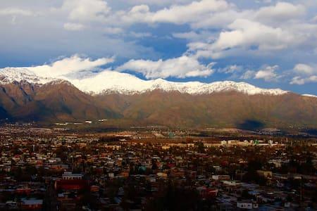 Chile Viñedos,Shopping,Cordillera y Mar (familias) - Santiago - Appartement