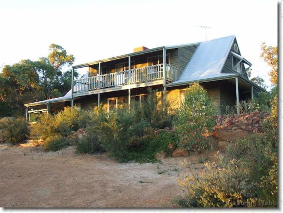 A home among the gumtrees