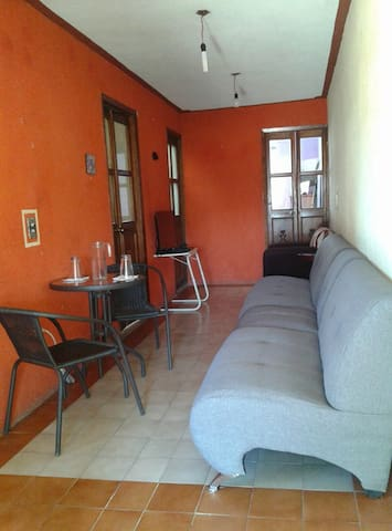 """""""Cozy and private Aparment Queretaro's downtown"""""""