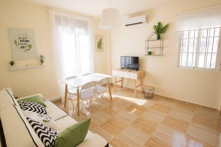 Luminoso y acogedor apartamento en Granada