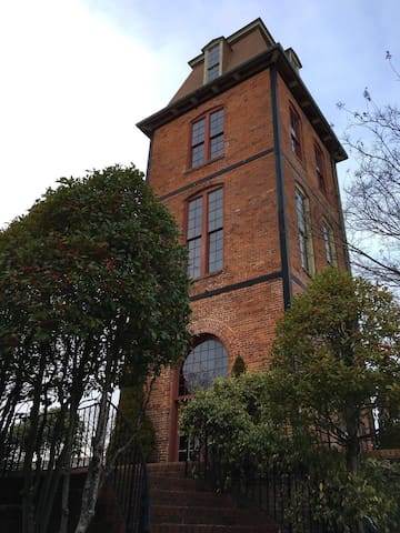 Condo @ Historic Duke Tower
