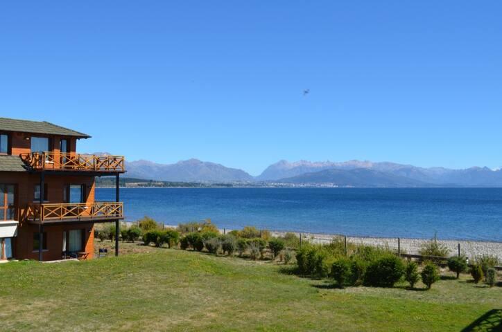 Lago y Montaña, Excelencia de la Patagonia -Silvia