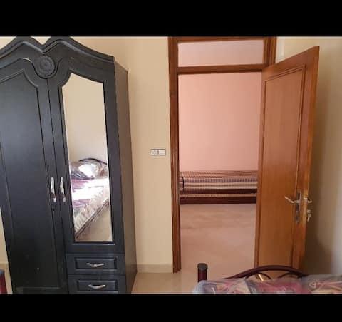 2 mooie rustig gelegen appartementen in tighanimin  al hoceima