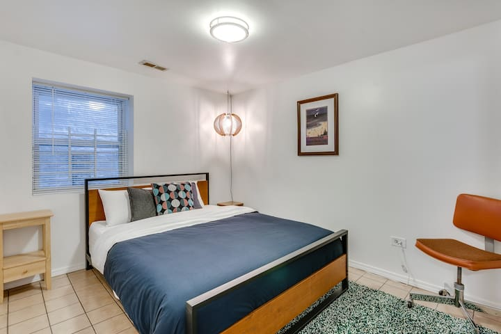 2 Bedrooms in the Best Location - Noble Square!