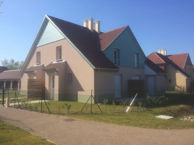 Maison en Baie de Somme la réserve 2