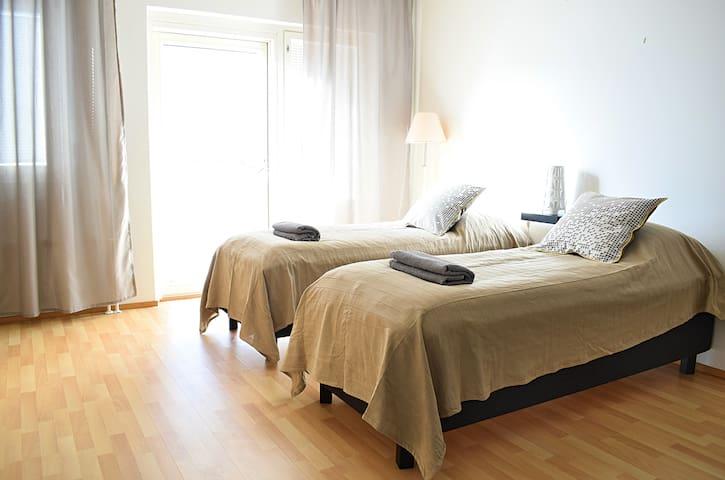 Hiisi Homes Espoo Center - Superior Apartment, One Bedroom, Balcony