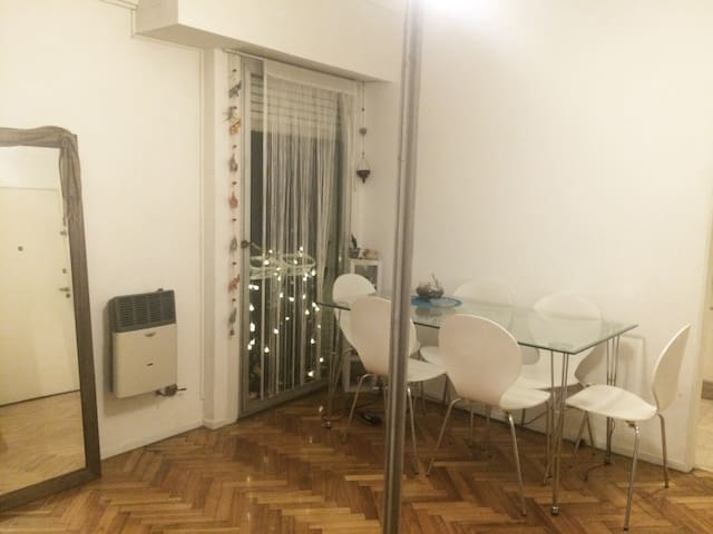 Departamento de 2 amb en Belgrano - Buenos Aires - Apartment