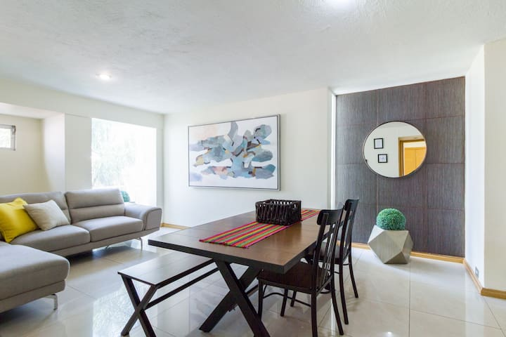 Amazing apartment in Providencia 100% Safely