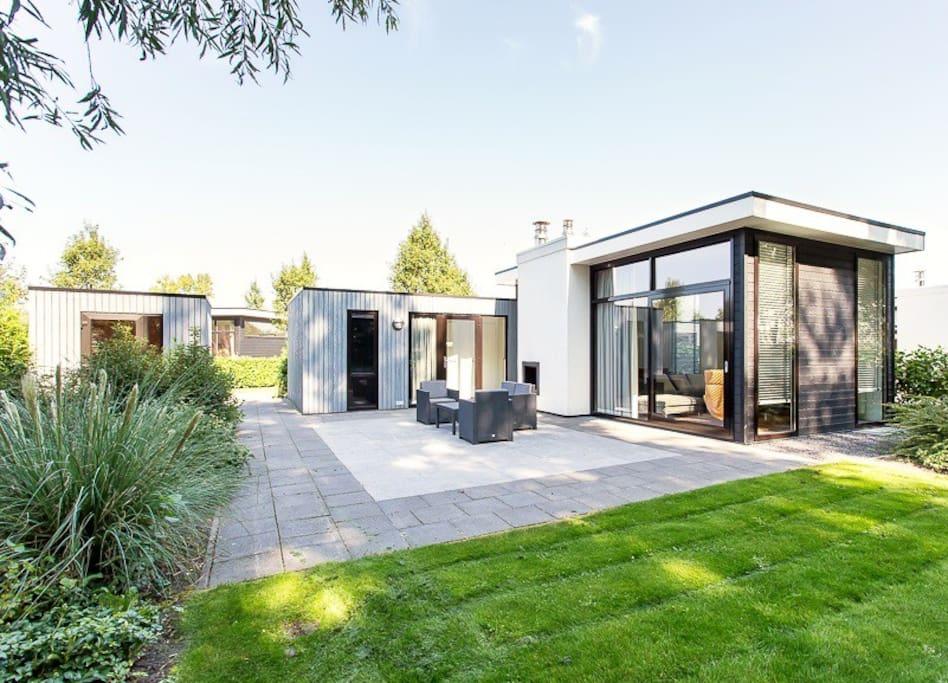 Detached bungalow near amsterdam casas en alquiler en velsen zuid noord holland pa ses bajos - Alquiler casa amsterdam ...