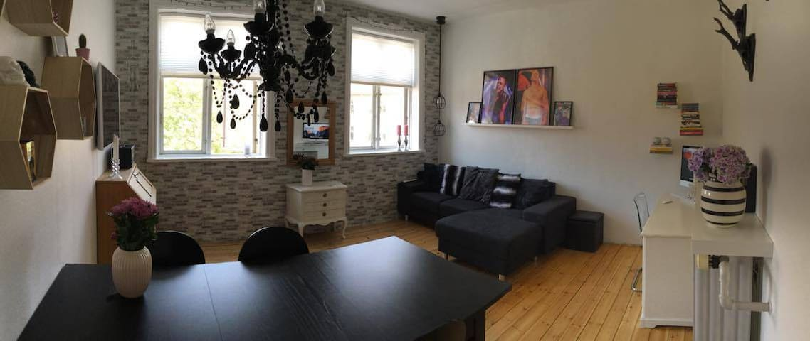 3 bedroom apartment - family friendly - København - Leilighet