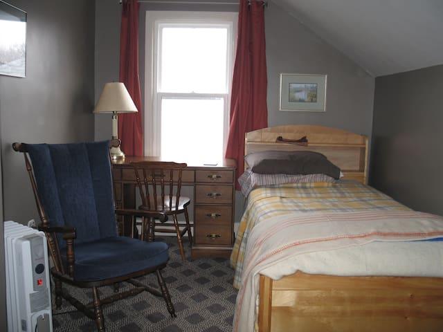 Single room in Sydney NS, Canada - Sydney - Dům