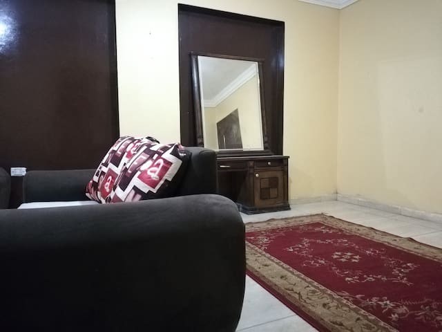 Nice Room in apartment near from Cairo Airport