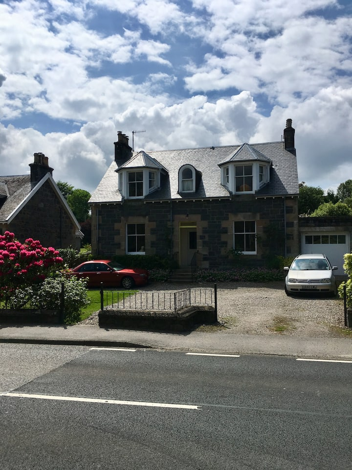 Connel Home with lovely Views