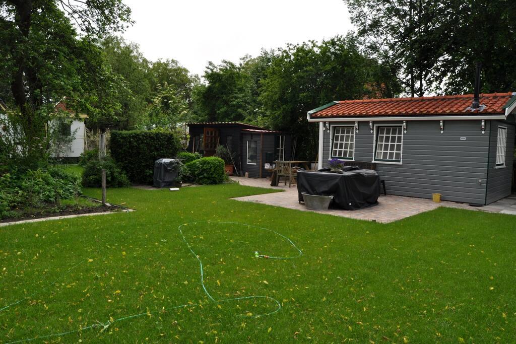Garden house 'De Molenaar'