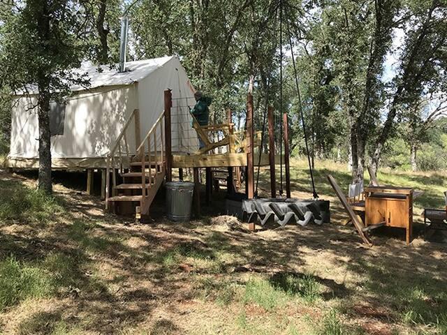 Tentrr - Trank Family Farm Campsite