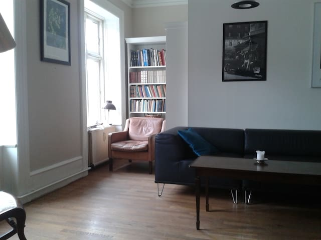 the other living room