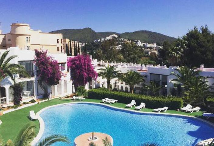 Lovely apartment in Siesta, Ibiza