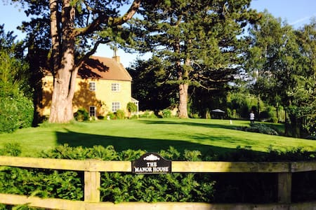 Manor House - Perfect for Silverstone weekend - Everdon - Huis