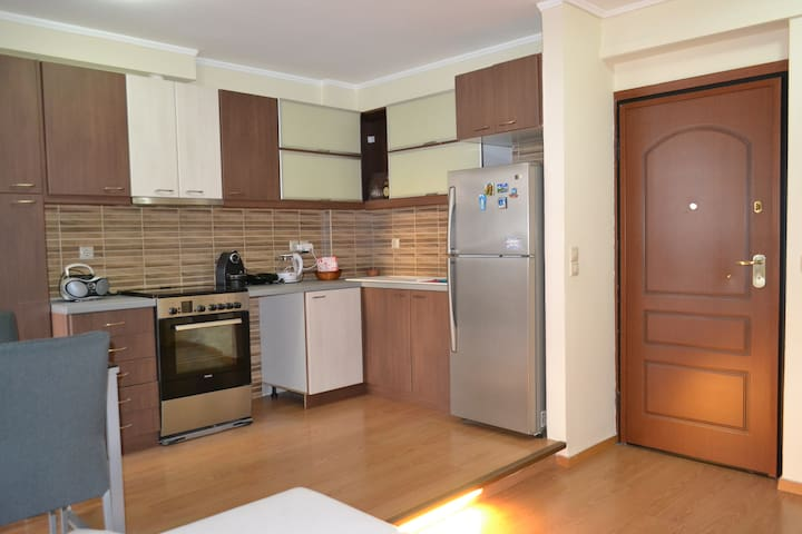 Cozy apartment 1min from the beach - Paleo Faliro - Wohnung