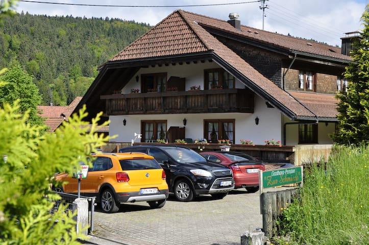 """Ferienwohnung """"Zur Schmiede"""" Hochschwarzwald - Sankt Blasien - Byt"""