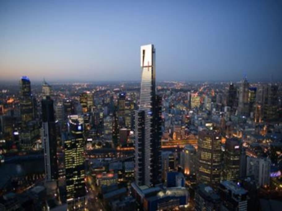 Tallest Building in Melbourne