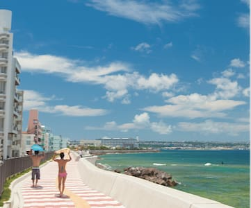 New! Perfect for long stays next to the blue ocean - Chatan-chō