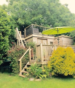Island View Cabin - Tenby - S.Wales - テンビー - キャビン