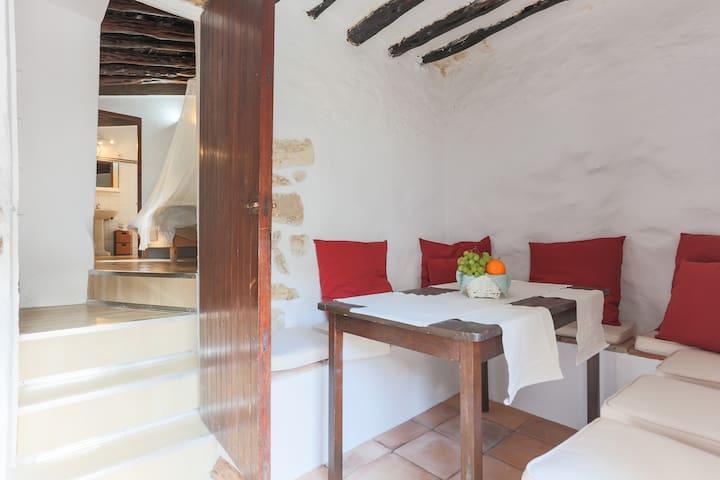 Apartamento en el campo Ibiza