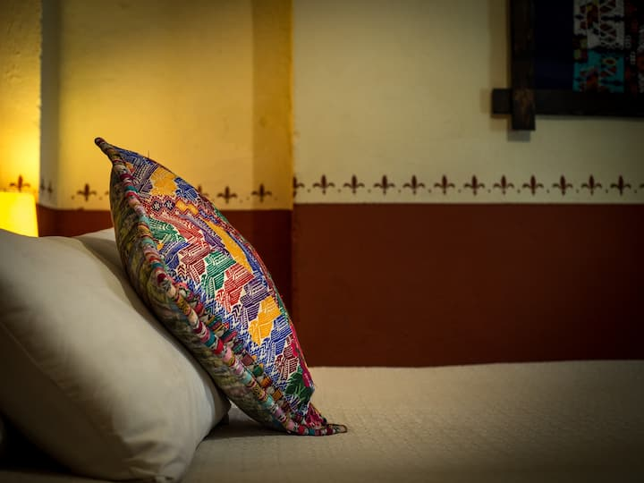 Habitación privada en el corazón de Antigua