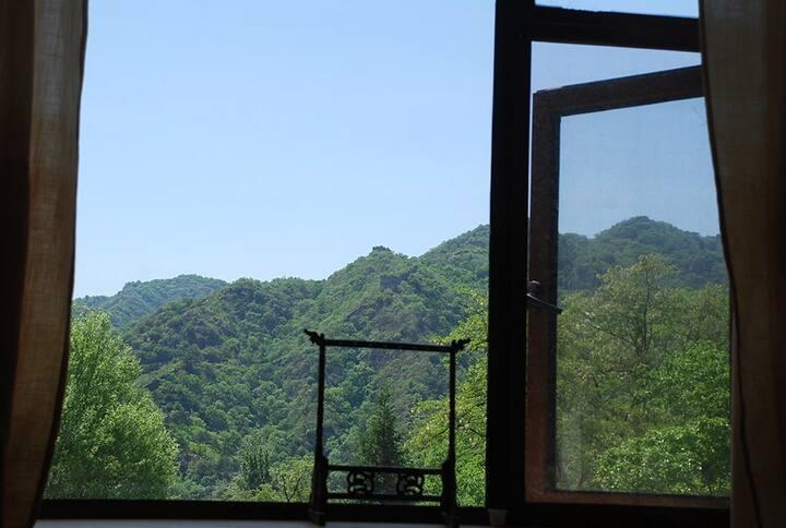 Banshan Resort with Great Wall view #2