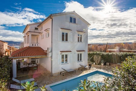 Apartment Vila Lidia **** in Soline bay - Čižići - Квартира