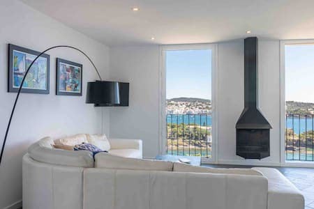 Casa magnificas vistas Cadaqués