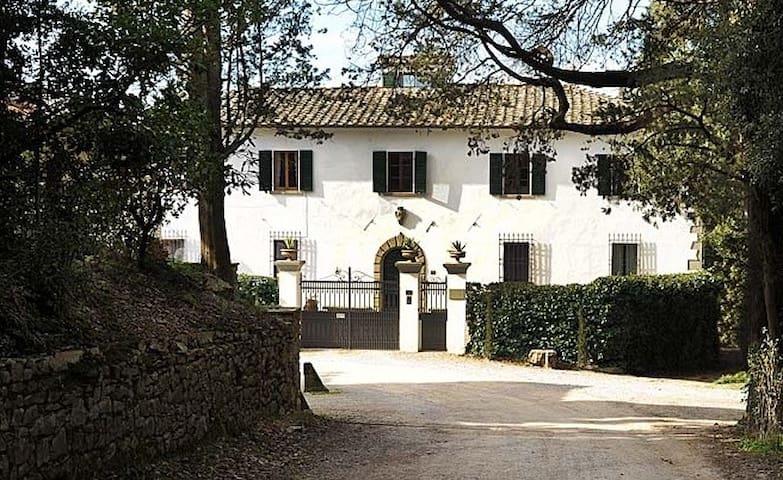 Villa rinascimentale in Chianti