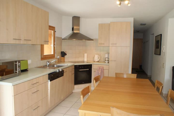 Nice 3 bedroom apartment in Champex-Lac