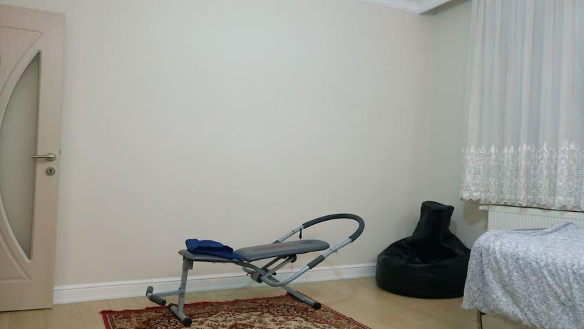 Modern & Stylish & Quiet Room - Gaziosmanpaşa - Pis