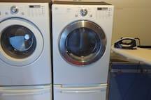 Laundry and Iron