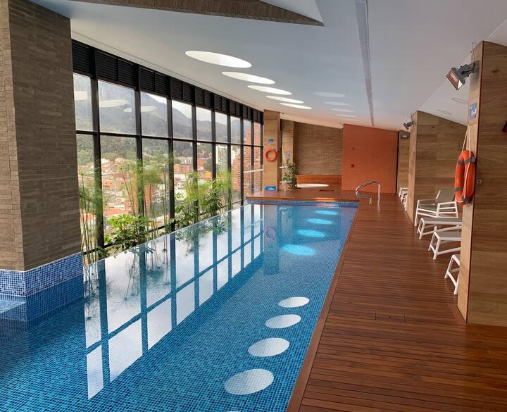 Exclusivo ApartaSuite Equilibrium22nd Floor/Piso22