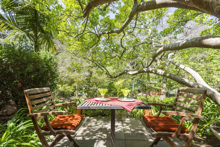 Safe Sanctuary/ Whimsical in Constantia Winelands