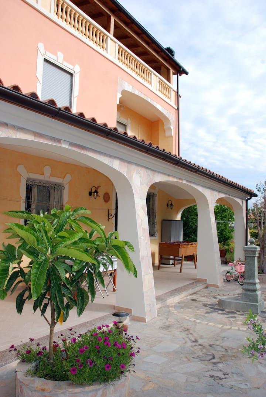 Villa Lussu