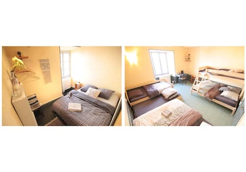 2 rooms, ideal for skiing,trekking,Mont-Dore@25mn