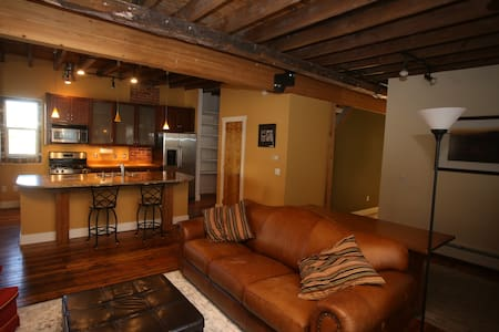 Carriage House Loft - Denver