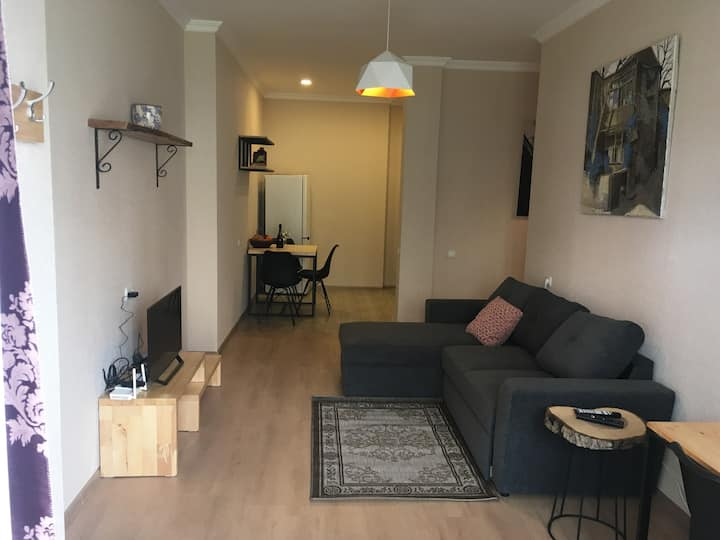 Cozy, modern apartment near Kutaisi Airport