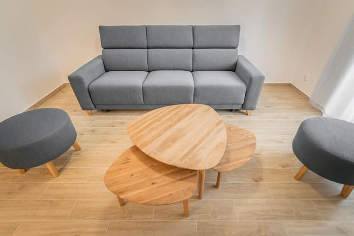 Apartament Architekta, MyWeek