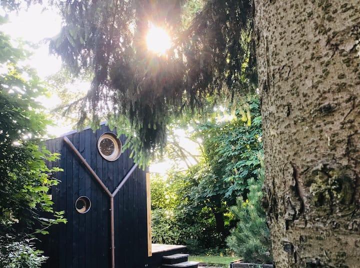 Tiny house Titiwane Quartier vert de Liège