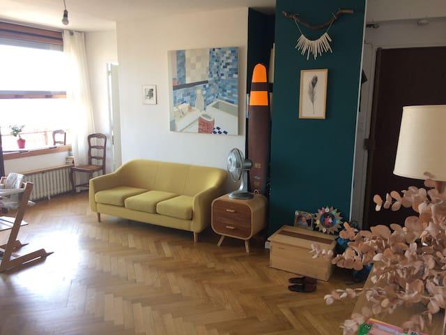 Living Room - 1