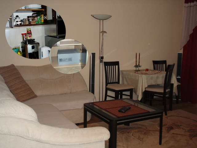 Apartament - mieszkanie dla wymagających