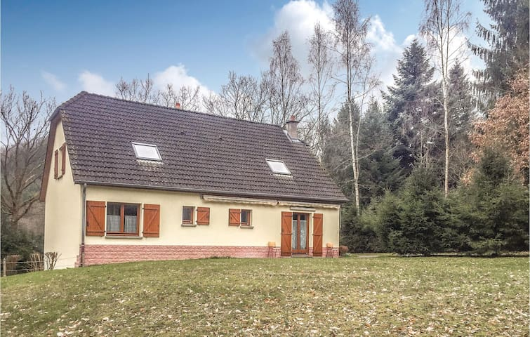 Holiday cottage with 6 bedrooms on 290m² in Dirbach