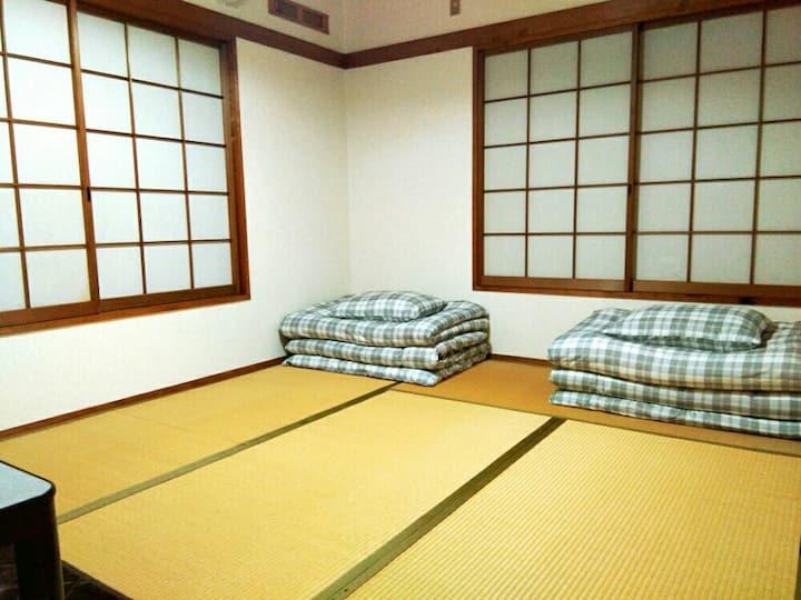 A quiet house W , Musashimurayama,Tokyo WIFI-FREE