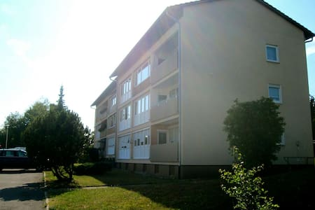 Luxorious Apartment with Balcony and a View 78sqm - Hechingen - Apartment