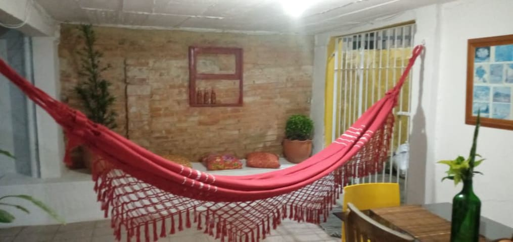 Casa Inteira no centro de Florianópolis!